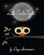 Little Owl's Night - Divya Srinivasan