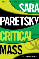 Critical Mass - Sara Paretsky