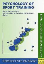 Psychology of Sport Training - Boris Blumenstein, Ronnie Lidor