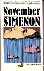 November - Georges Simenon, Jean Stewart