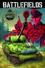 Battlefields, Volume 5: Firefly and His Majesty - Garth Ennis, Carlos Esquerra