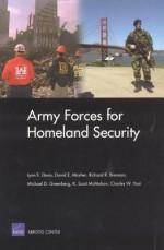 Army Forces for Homeland Security - Lynn Davis