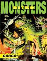 Steve Ditko's Monsters, Vol. 1: Gorgo - Joe Gill, Steve Ditko, Craig Yoe