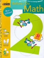 Before I Do Math (Preschool) - Stephen R. Covey