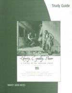 Study Guide for Murrin/Johnson/McPherson/Gerstle/Rosenberg/Rosenberg's Liberty, Equality, and Power: A History of the American People, 4th - John M. Murrin, James M. McPherson, Paul E. Johnson