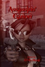 Assassin's Canon - E. H. Rydberg, Camille Alexa, Mark Onspaugh