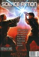 Science Fiction 2005 04 (49) - Anna Kańtoch, Mieszko Zagańczyk, Magdalena Kozak, Łukasz Orbitowski, Michał Studniarek, Stanisław Truchan