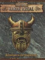 Warhammer RPG: Karak Azgal (Warhammer Fantasy Roleplay) - Green Ronin, William Simoni, Evan Sass, Robert J. Schwalb