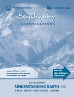 EarthInquiry Investigations - American Geological Institute, Frank Press, Raymond Siever, Thomas H. Jordan, John Grotzinger