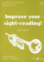 Improve Your Sight-Reading! Trumpet: Grades 5-8 - John Davies