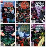 Double Dragon (Marvel Comics 1991 1-6) - Dwayne McDuffie, Tom Brevoort, Mike Kanterovich, Tom Raney, Kirk Jarvinen, Steven Butler, Sal Velluto