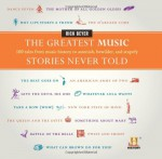 The Greatest Music Stories Never Told: 100 Tales from Music History to Astonish, Bewilder, and Stupefy - Rick Beyer