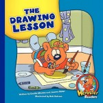 The Drawing Lesson - Cecilia Minden, Joanne D. Meier, Bob Ostrom