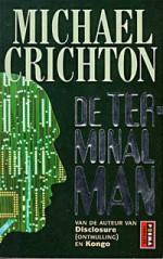 De Terminal Man - Michael Crichton, Marjolein van Velzen