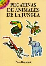 Pegatinas De Animales De La Jungla - Christopher Santoro