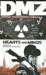 DMZ, Vol. 8: Hearts and Minds - Brian Wood, Riccardo Burchielli