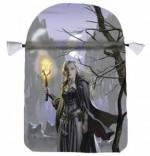 Witches Moon Satin Tarot Bag - Llewellyn, Ellen Dugan, Mark Evans