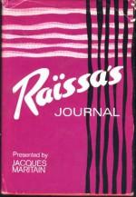 Raïssa's Journal - Raïssa Maritain, Jacques Maritain