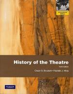 History of the Theatre. Oscar G. Brockett, Franklin J. Hildy - Oscar Gross Brockett