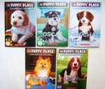 The Puppy Place 5-book Pack: Bella, Oscar, Mocha, Lucy and Teddy (The Puppy Place) - Ellen Miles