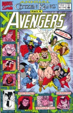 Avengers: Citizen Kang - Roy Thomas, Geof Isherwood, Herb Trimpe, Larry Alexander
