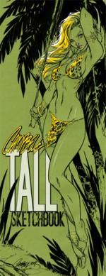 Tall Sketchbook - J. Scott Campbell