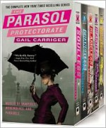 The Parasol Protectorate - Gail Carriger