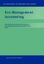 Eco-Management Accounting - Matteo Bartolomeo, M.D. Bennett, J.J. Bouma, Peter Heydkamp, F.B. Walle, T.J. Wolters, Peter James