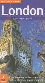 Rough Guide Map: London - Rough Guides