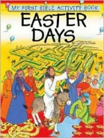 Easter Days Activity Book - Leena Lane, Anna Todd