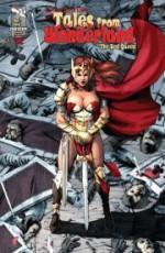 Tales From Wonderland: The Red Queen - Raven Gregory, Joe Brusha, Ralph Tedesco, Richard Bonk