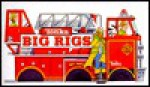 Tonka Big Rigs Board Book - Thomas LaPadula, Gina Shaw