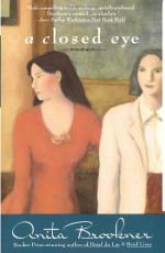 A Closed Eye - Anita Brookner