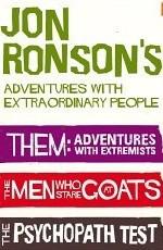 Jon Ronson's Adventures With Extraordinary People - Jon Ronson
