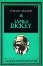 James Dickey Poems 1957-1967 - James Dickey