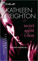 Secret Agent Sam - Kathleen Creighton