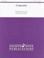 Concerto: Trumpet and Keyboard - Vincenzo Bellini, David Marlatt