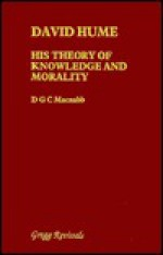 David Hume: Thery of Knowldg & Morl - D.G.C. Macnabb, David Lamb