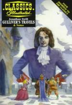 Gulliver's Travels (Classics Illustrated) - Dan Kushner, Jonathan Swift