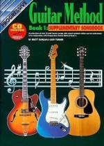 Guitar Method Book 1 Supplementary Songbook: With CD - Brett Duncan, Gary Turner