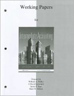 Working Papers for Intermediate Accounting - J. David Spiceland, James Sepe, Mark Nelson
