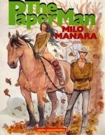 The Paper Man - Milo Manara, Jeff Lisle