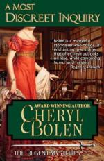A Most Discreet Inquiry - Cheryl Bolen