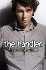 The Handler - Susan Kaye Quinn