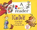 I Can Do It: K 2nd Grade (A Rookie Reader (Boxed)) - Linda Johns, Mary E. Pearson, Melanie Davis Jones