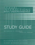 Sexual Interactions: Basic Understandings - Michelle L. Fuiman, Elizabeth Rice Allgeier