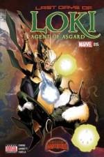 Loki: Agent of Asgard #15 - Al Ewing, Lee Garbett