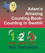 Adam's Amazing Counting Book Counting in Swahili (Adam the Little Airplane) - Craig Thompson, Craig Thompson