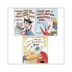Silly Old Lady Trio (There Was An Old Lady Who Swallowed a Bat; There Was A Cold Lady Who Swallowed Some Snow!; I Know An Old Lady Who Swallowed a Pie) - Alison Jackson, Lucille Colandro, Jared Lee