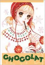 Chocolat, Volume 5 - Ji-Sang Shin, Geo